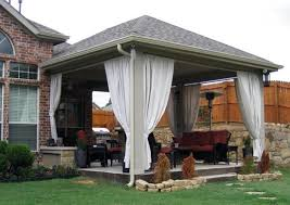 Small Gazebos For Patios by Diy Roofing For Outdoor Living Areas Custom Roofing Kits For