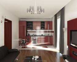 Kitchen Drapery Ideas Decorations Grey Drapery Curtains In The Contemporary Kitchen