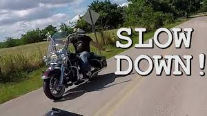 real biker boots real biker tells me to slow down youtube