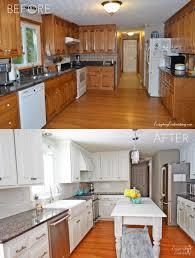 ceramic tile countertops painting oak kitchen cabinets white