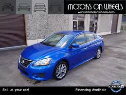nissan finance interest rates 2014 nissan sentra sr for sale in houston tx stock 15207