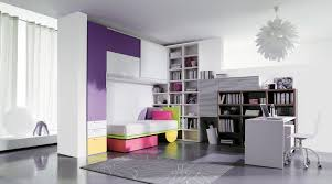 lavish modern kids bedroom ideas with single bed and white wooden