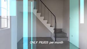 40sqm 3 bedroom townhouse for sale in cavite youtube 40sqm 3 bedroom townhouse for sale in cavite