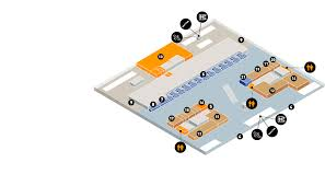 Luxembourg Map Explore The Airport Luxembourg Airport Information Luxembourg