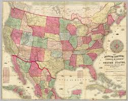 Map Of America With States by Usa And Mexico Powerpoint Map Editable States Maps For Design