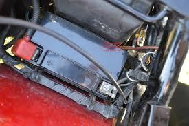 2003 intruder vz800 charging