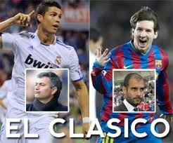 Classico Real Madrid vs FC Barcelone, en direct 16/4/2011. 20h 45