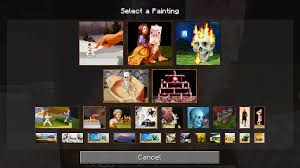 Paint Selector by 1 7 2 Forge Painting Selection Gui Hassle Free Paintings