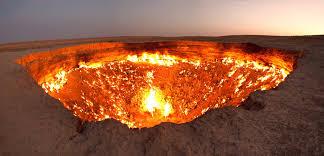 Image result for door to hell turkmenistan