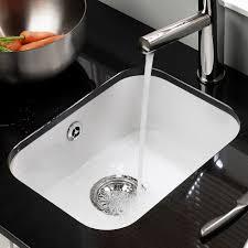 Kitchen Sink With Faucet Set Undermount Kitchen Sink Best Option House Interior Design Ideas
