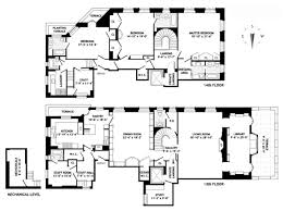 Servant Quarters Floor Plans Floor Plan For The New Year 834 Fifth Avenue U2013 Variety