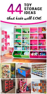 44 best toy storage ideas that kids will love in 2017 44 toy storage ideas to contain the clutter