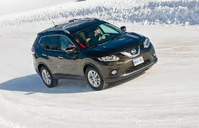 nissan canada back in the game suv review 2014 nissan rogue driving