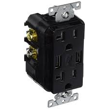 Cool Electrical Outlets by Usb Port Outlets U0026 Receptacles Dimmers Switches U0026 Outlets