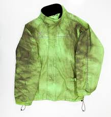 fluorescent bike jacket product review oxford rainseal fluorescent over jacket 26 99 mcn