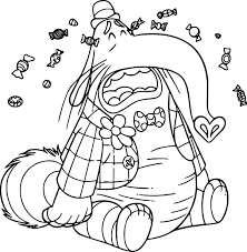 bingbong cry coloring pages wecoloringpage