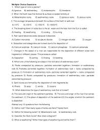 Sample Test Questions  th Grade Science    th grade science test          th grade science essay questions