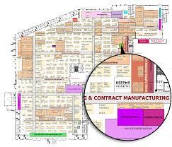 Mandalay Bay Floor Plan by Cosmoprof Keepme Group