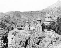 Khtzkonk Monastery