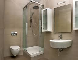 Cool Small Bathroom Ideas by Cool Small Bathroom With Shower Designs On Home Interior Design