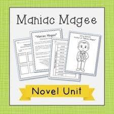 Maniac Magee Character Map Rainbow Resource