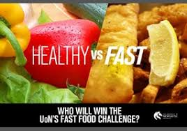 fast food essays Stop eating fast food essay