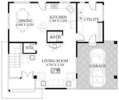 Philippine House Designs And Floor Plans For Small Houses 18 Best Pinoy Eplans Modern House Designs Images On Pinterest