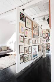 Living Room Interior Wall Design 74 Best Dividing Wall Ideas For Studios Images On Pinterest Home