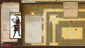 fantasy grounds the virtual tabletop for pen u0026 paper