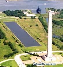 San Jacinto Monument Texas