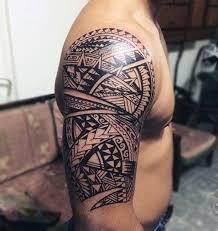 Tattoo Designs Half Sleeve Ideas 100 Maori Tattoo Designs For Men New Zealand Tribal Ink Ideas