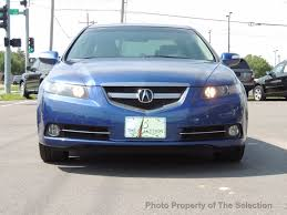 2008 used acura tl type s hpt with navigation click on picture
