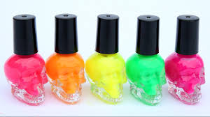 neon nail polish coca cola lip balm lipstick eraser lip gloss