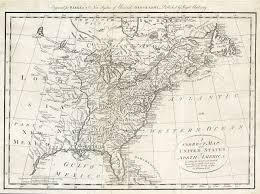 The Map Of The United States Of America by Map Of The United States The Old Print Gallery Blog