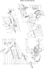 Bosch Table Saw Parts by Festool Ks 120 Eb 495649 Sliding Compound Miter Saw Parts