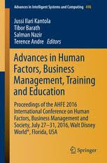The Creativity in a Virtual World  A Pilot Study   Springer  Advances in Human Factors  Business Management  Training and Education