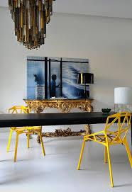 10 astonishing modern dining room sets