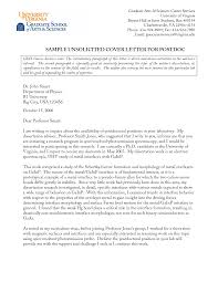 Resume Cover Letter Examples Unsolicited Cover Letter Sample Images Cover Letter Ideas