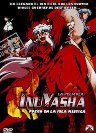 Inuyasha: fuego en la isla mística (2004)