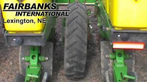 John Deere 7100 Planter by John Deere 7300 Sold On Els Youtube