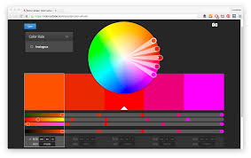 Paint Selector by 21 Color Palette Tools For Web Designers And Developers