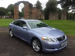lexus gs 450h hybrid occasion used lexus gs 450h saloon 3 5 cvt 4dr in dudley west midlands