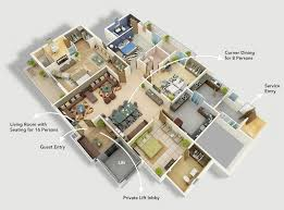 collection 3 bedroom apartment floor plans photos home