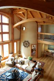 timber frame lighthouse fine homebuilding