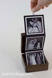 pop up photo box gift idea photo boxes wedding anniversary