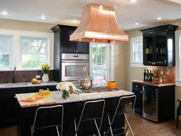 Antiqued Kitchen Cabinets by Kitchen Furniture Black Cabinets With Glass Distressed Kitchen