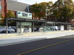 Kitchener City Hall station