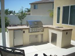 Stainless Steel Kitchen Furniture by Cute Outdoor Kitchen Cabinets Come With Stainless Steel Double