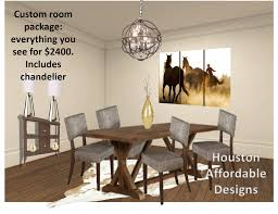 Rustic Modern Dining Room Tables by Rustic Charm And Contemporary Dining Room