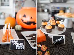 how to create a halloween boo party from start to finish